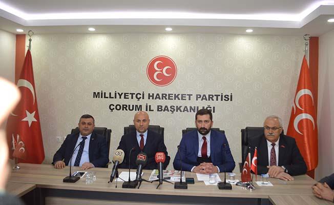 AK Parti'ye sert karşılık