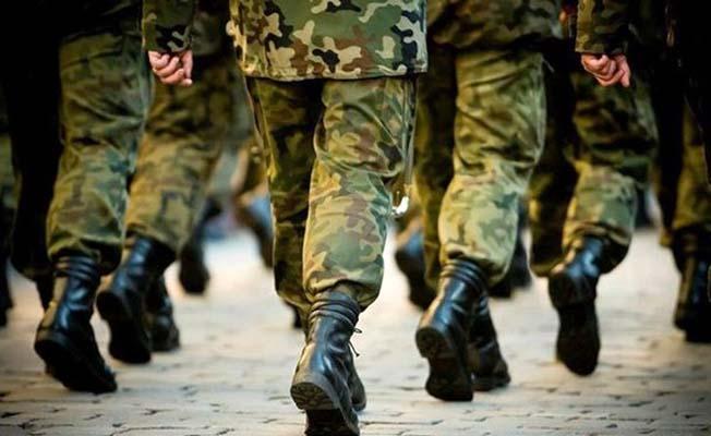 Askeri birliğin yeri belli