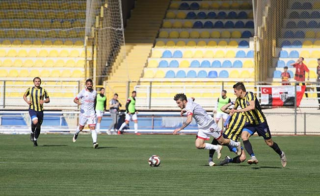 Maç bitti... Buca 2-1 Yeni Çorumspor