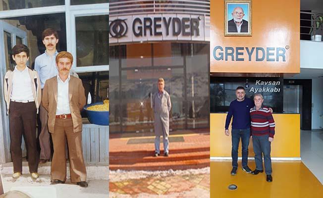 Greyder'in tarihine tanıklık eden ustadan duygusal veda