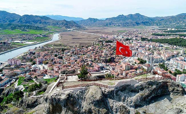 Osmancık Kalesi Mayıs'ta ziyarete açılıyor