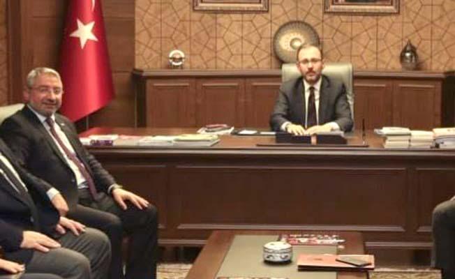 Bakan'ın desteği Belediye'yi rahatlatacak