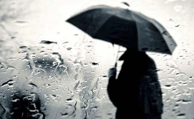 Hafif sağanak yağış bekleniyor