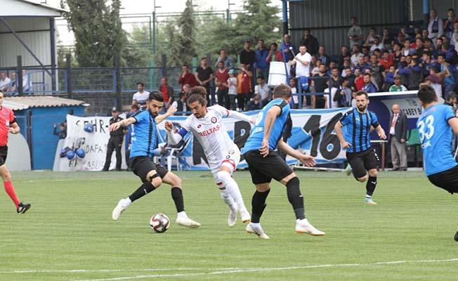 Karacabey 1-1 Yeni Çorumspor