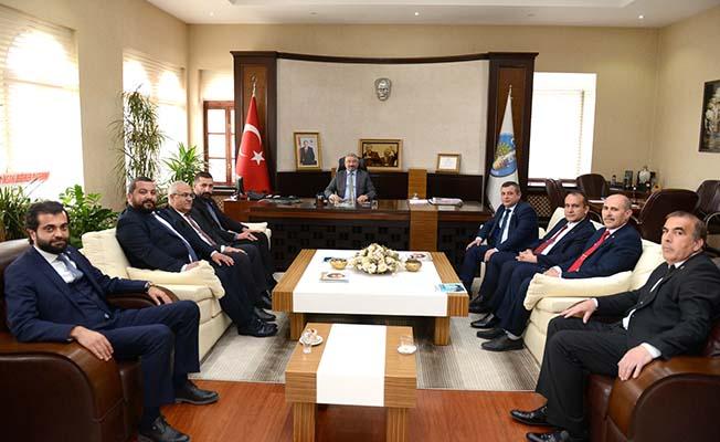 MHP Aşgın'ı kutladı