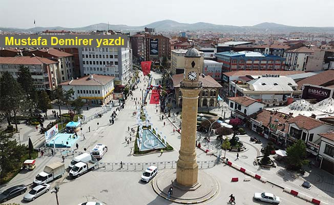 Ankara ziyaretinin Çorum'a yansımaları