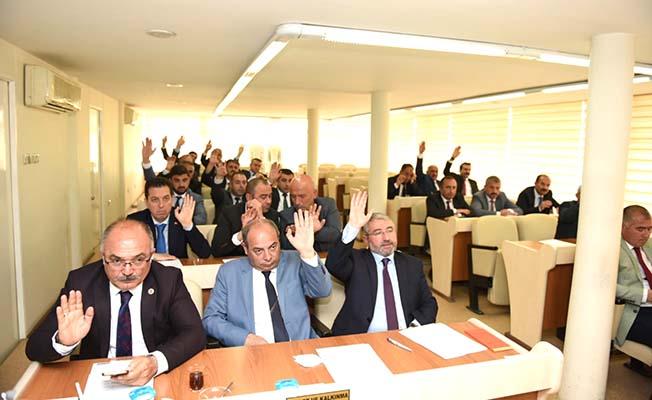 Belediye Çevre Birliği'ne seçilen üyeler