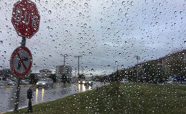Çorum'a kuvvetli yağış uyarısı