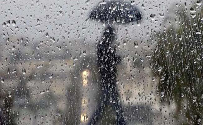 Çorum'un kuzey ilçeleri yağışlı