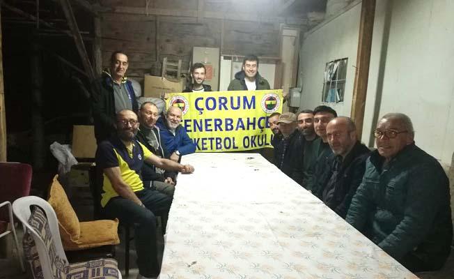 Fenerbahçe Basketbol Okulu için iftar vakti