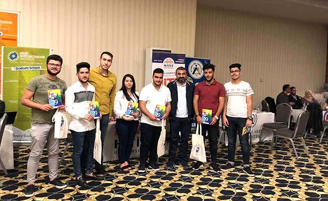 Hitit Üniversitesi Erbil'de
