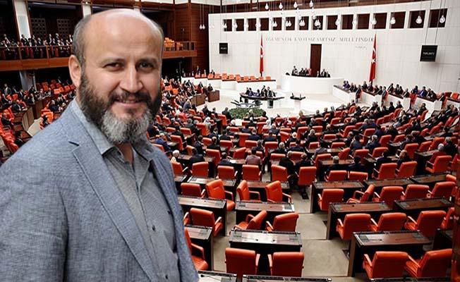 Karslıoğlu'na Meclis'te görev