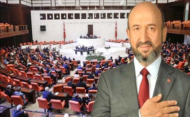 Kavuncu'ya meclis komisyonunda görev