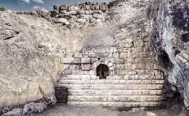 Örükaya'da kazılar yeniden başladı