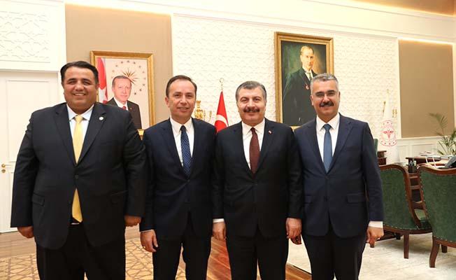 AK Parti'den 'yeni hastane' açıklaması