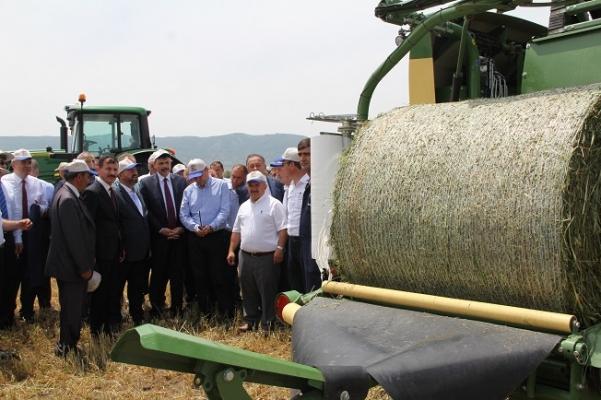 Çiftçiye araç ve ekipman desteği