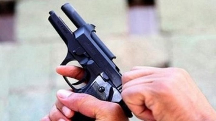 Düğünde silah atan şahıs gözaltında