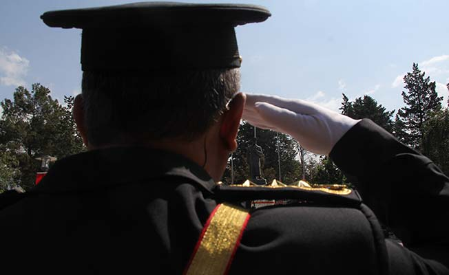 Jandarma'nın gurur günü