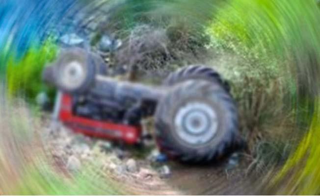 Sürücü öldü, eşi ve kızı yaralı