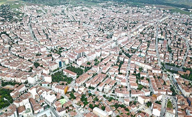 Yol çizgisi olmayan şehir: Çorum