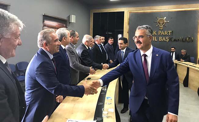 AK Parti'den örnek karar