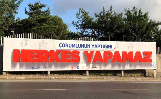 Antalya'da Çorum konuşuluyor