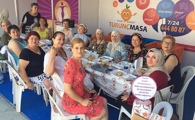 Antalya'da Sungurlu'yu tanıttılar