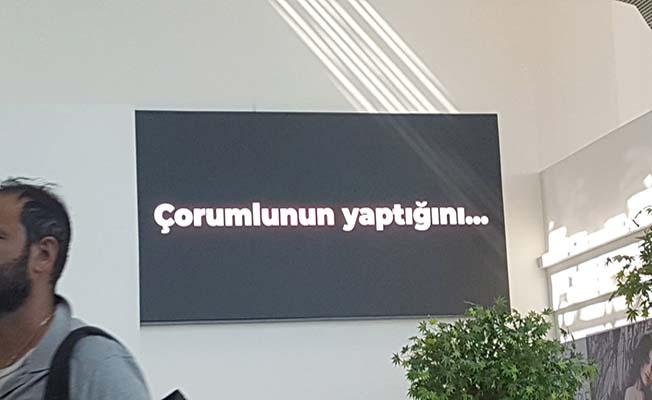#Herkes Yapamaz# İstanbul Havalimanı'nda