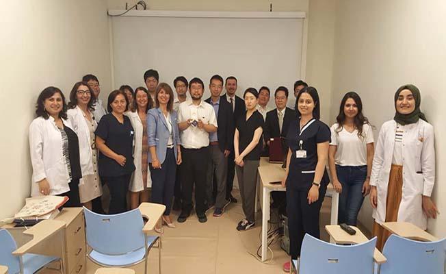 Japon hekimlere KKKA bilgisi