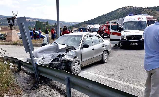 O kazada bir kişi hayatını kaybetti