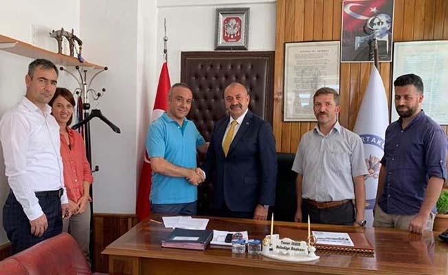 Ortaköy'de SDS imzalandı