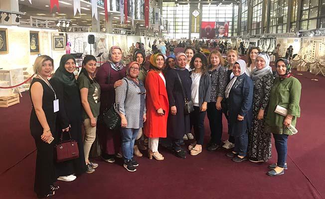 Usta öğreticiler Ankara'da