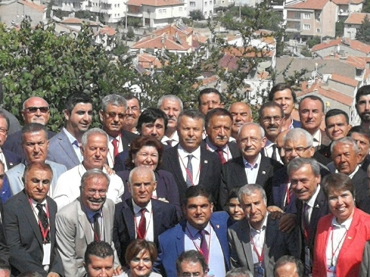 Kılıçdaroğlu Çorum'da parti binasını açacak