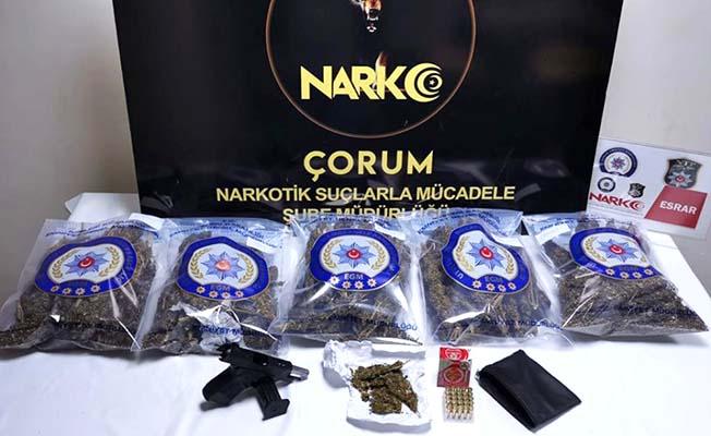 Uyuşturucu operasyonu, 3 tutuklama