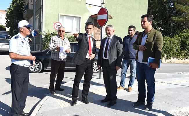 150 araçlık otopark, belediye işletecek