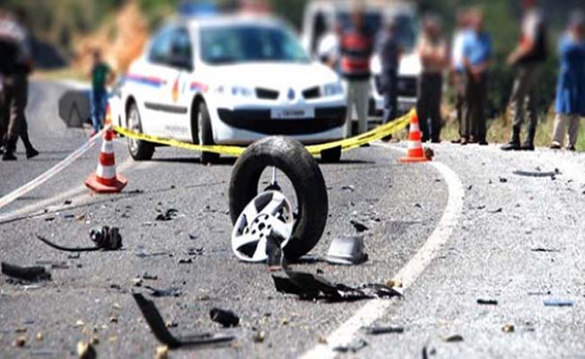 Alaca'da kaza, 1 ölü
