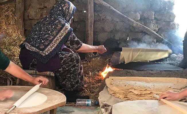 Köylerde kış hazırlığı