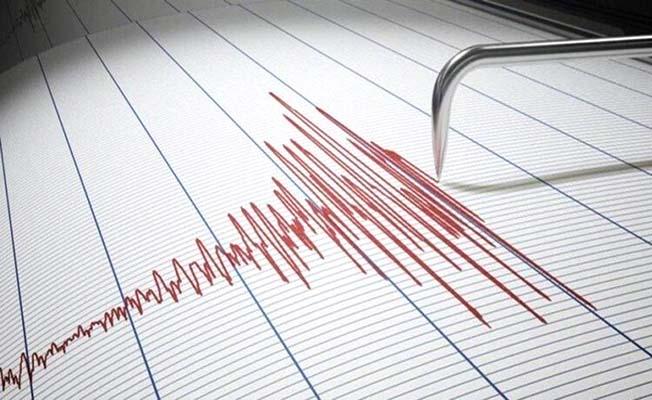 Merzifon'da deprem