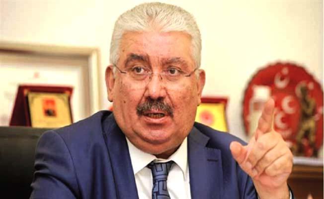 MHP'den il başkanları açıklaması