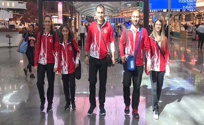 Özel sporcular İsveç'e gidiyor