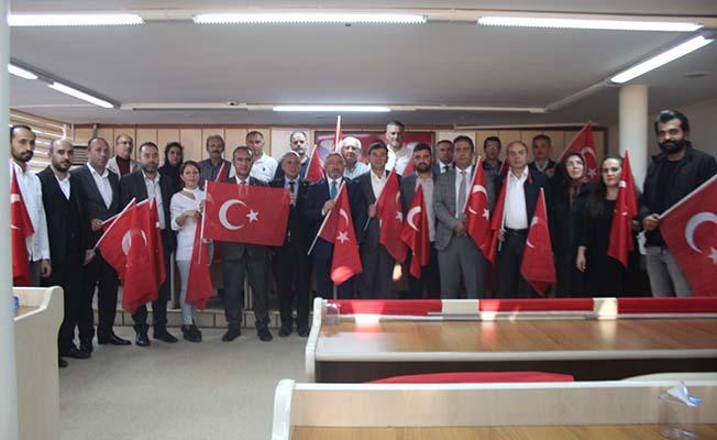 Barış Pınarı'na destek deklarasyonu
