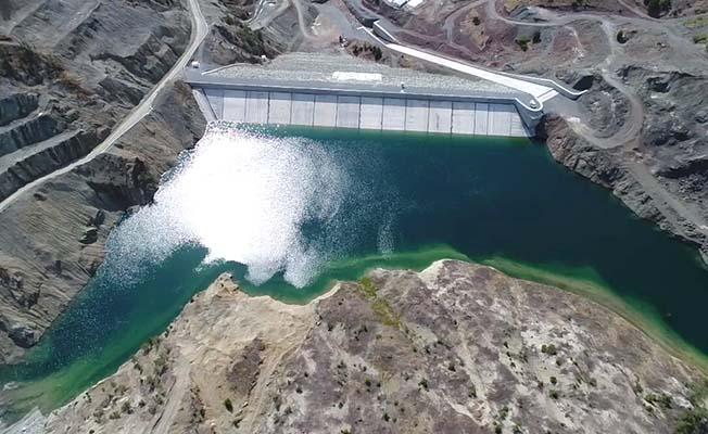 Kunduzlu Barajı boşa akmayacak