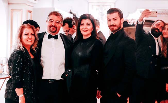 Miss Seliz'e 'Karadeniz  Gelinlik Firması' ödülü