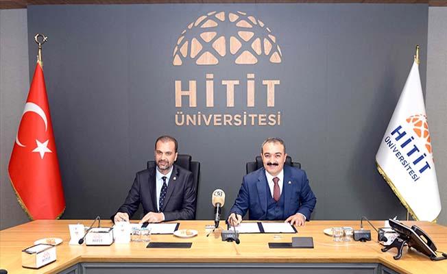 Üniversite-sanayi işbirliğine imza