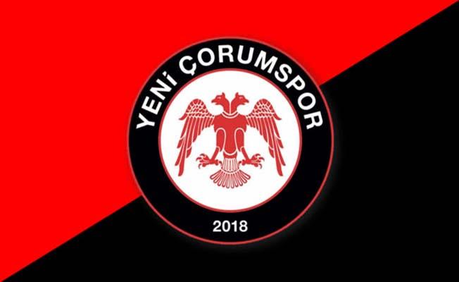 Yeni Çorumspor'un ismi değişti