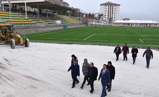 Yeni stad açılıyor