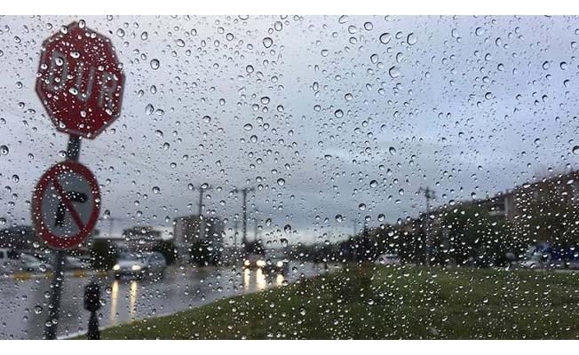 65 ile yağış uyarısı