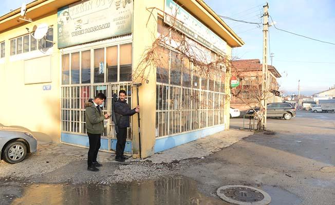 Aşağı Sanayi'de enkaz bedelleri ödeniyor