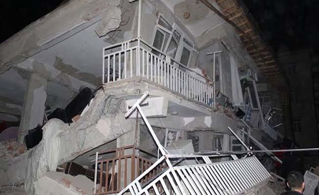 Çorum AFAD deprem bölgesine sevk edildi