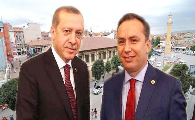 Erdoğan havaalanı için ne dedi?